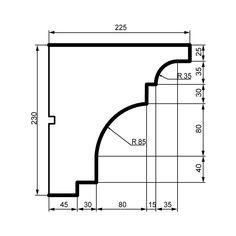 House Arch Design, House Ceiling Design, Bungalow House Design, Classic House Exterior, Classic House Design, Classic Architecture, Architecture Details, Architecture Diagrams, Architecture Portfolio