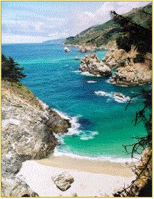 Big Sur Camping and Campgrounds - Pelican Network, recommended campgrounds on California's central coast