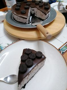 Oreo, Cheesecake, Food And Drink, Cooking Recipes, Sweets, Breakfast, Desserts, Cakes, Blog