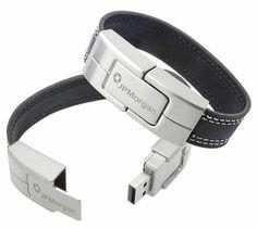 Smartie USB Flash Drive Bracelet Promotional USB Drive