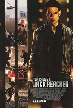 Jack Reacher Pictures and Movie Photo Gallery -- Check out just released Jack Reacher Pics, Images, Clips, Trailers, Production Photos and more from Rotten Tomatoes' Movie Pictures Archive! Movie Photo, Movie Tv, Christopher Mcquarrie, Movie Popcorn, Really Good Movies, Action Movie Stars, Jack Reacher, Best Movie Posters, Film Music Books