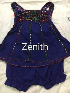 Sindhi karhayi Baby Girl Frocks, Frocks For Girls, Kids Frocks, Wedding Dresses For Kids, Dresses Kids Girl, Kids Outfits, Girls Frock Design, Baby Dress Design, Kids Dressy Clothes
