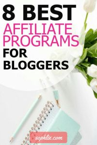 Here are the Best Affiliate programs for bloggers to make money from their blogs. Learn more about the affiliate programs, how much you will earn from each and how to join them. (If you like it, share it)