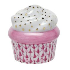 Cupcake 1.25 In L X 1.5 In H, Shaded Vhp | Gracious Style