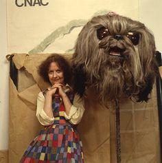 "Arnold Newman. ""Dorothea Tanning"". 1988. New York, NY, USA. (Dorothea Tanning)."