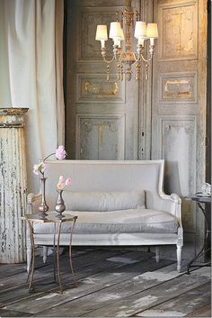 proof that shabby can be incredibly chic!