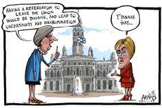 "27 cartoons sobre o ""Brexit"" - PÚBLICO"