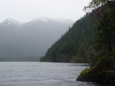 Lake in Port Angeles