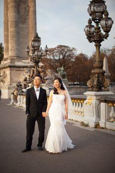 Paris Wedding IV