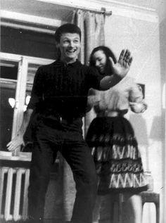 Andrei Tarkovsky.