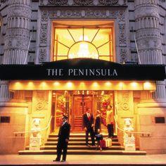 the peninsula new york - Google Search