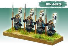 Samurai with Yari