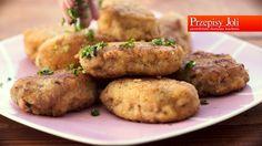 KOTLETY POŻARSKIE - przepyszny, sprawdzony, tradycyjny przepis na kultowe kotlety pożarskie. Idealne na niedzielny obiad lub domowe przyjęcie. Baked Potato, Potatoes, Chicken, Baking, Dinner, Ethnic Recipes, Food, Polish, Nice