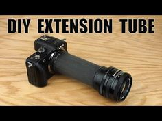 Make a DIY Extension Tube to Turn Your Regular Lens Into a Macro Lens
