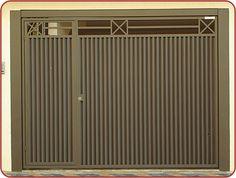 Portão Basculante - Portão Basculantes automático e manual - Portatoldo