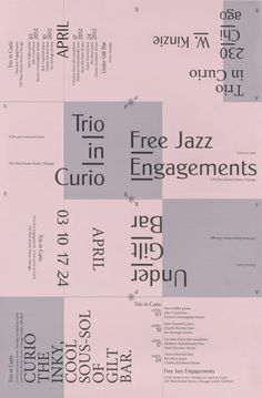 trio apr poster by craig hansen