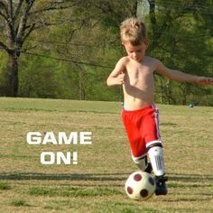 Soccer is AWESOME for all ages.