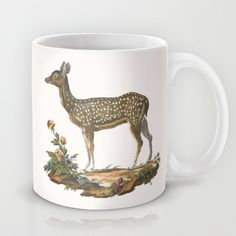 Oh! My deer. Mug by anipani - $15.00