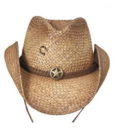 a9b5d3a84d3 Long Ranger Painted Straw Hat by Charlie One Horse