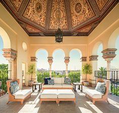 Torreon Suite @ Hotel Alfonso XIII, Sevilla