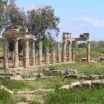 Vravron Archaeological site, Greece