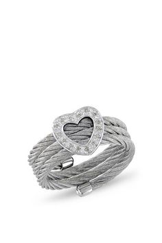 heart in rope