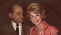 Sam Giancana with Phyllis McGuire.