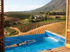 The Delaire Graff Lodges and Spa, Stellenbosch, South Africa