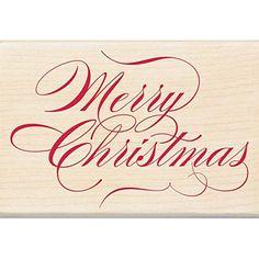 Inkadinkado Wood Stamp, Merry Christmas Inkadinkado https://www.amazon.com/dp/B008VQ25MQ/ref=cm_sw_r_pi_dp_x_cyKpybJVSRDRW