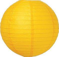 Squash Yellow 12 Inch Premium Round Paper Lantern by Luna Bazaar, http://www.amazon.com/dp/B004QD10TM/ref=cm_sw_r_pi_dp_M28Drb03BDSDA