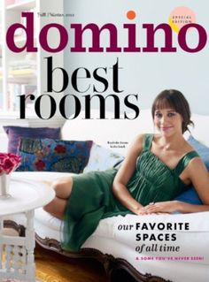 domino special edition: best rooms | fall/winter 2012