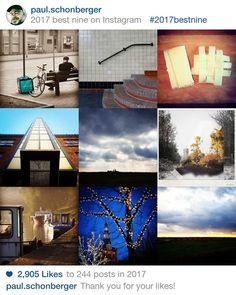 2017bestnine - paul.schonberger's best nine on Instagram in 2017
