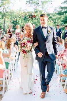 Melissa and Carson's wedding at Silver Oaks Chateau (Grey Likes Weddings) Burgundy Bridesmaid Dresses, Burgundy Wedding, Marriage Material, Wedding Pics, Designer Wedding Dresses, Wedding Designs, Real Weddings, Destination Wedding, Wedding Inspiration