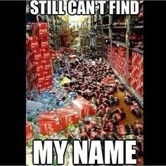 For real though and my name is JENNIFER for Christ's sake.
