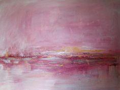 "Saatchi Online Artist Jenny Vorwaller; Painting, ""EVENTIDE"" #art"
