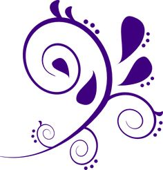clipart swirl | Rotated Swirl clip art - vector clip art online, royalty free & public ...