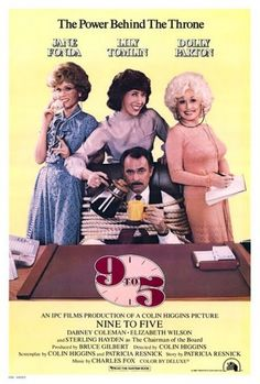 """9 to 5 (1980). """"I have to go shopping. We're running out of everything: cat food, fish food, ant spray, rat poison."""""""