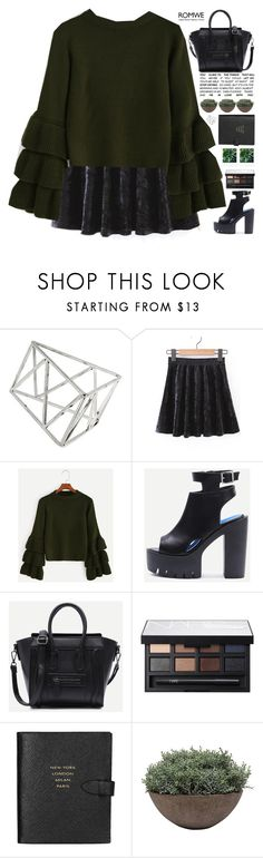 """antidote"" by scarlett-morwenna ❤ liked on Polyvore featuring Topshop, NARS Cosmetics, KEEP ME, Smythson, Winward and vintage"