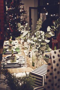 My Marimekko Christmas Table