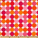 Michael Miller Disco Dot Collection - Discount Designer Fabric - Fabric.com