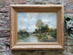 Der Kunst Blog: Großer antiker Impressionist im Stil und Zeitepoch...