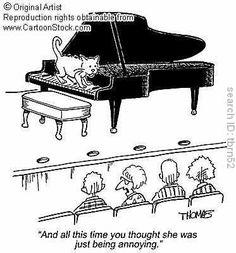 piano cartoons - Google Search