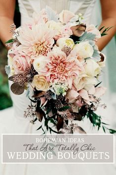 Weddings are a special time in a woman's life with her bouquet being the centerpiece. Silk wedding bouquets make for a better bouquet than fresh flower bouquets for various reasons. Your wedding bouquet is the. Mod Wedding, Floral Wedding, Wedding Colors, Trendy Wedding, Wedding Blush, Elegant Wedding, Romantic Weddings, Beach Weddings, Wedding Ceremony