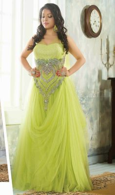Trendy Or Elegance Indian Frocks Designs 2016 | Latest Fashion Of Indian Frocks | PK Vogue