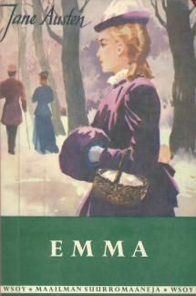 Emma by Jane Austen Finnish 1951 edition - Emma : romaani / Jane Austen; Emma Jane Austen, Jane Austen Books, Best Novels, Feelings, My Love, Addiction, Sunday, Thoughts, Christmas