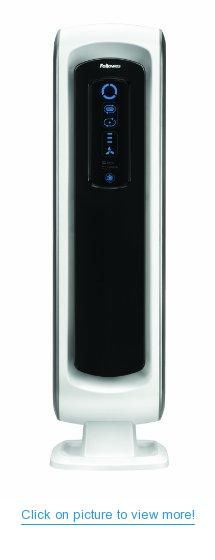 Fellowes 9320301 AeraMax 100 Air Purifier with True HEPA Filter