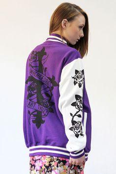 Wherefore Art Thou? Varsity Jacket | ART DISCO