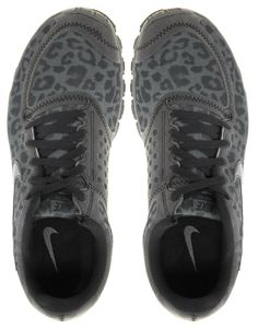 Nike Free Running 5.0 V4 Grey Leopard...I haven't given up @Tara Hanks I'm still looking for my own pair!!!