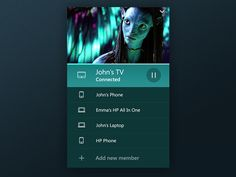 Immersive adapting UI