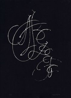 The Berlin Calligraphy Collection: Calligraphers. Rebate Tost